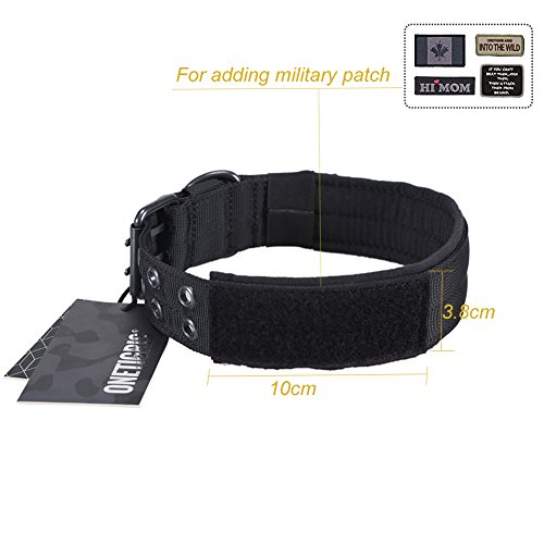 OneTigris-Military-Adjustable-Dog-Collar-with-Metal-D-Ring-Buckle-Available-in-3-Colors-2-Sizes