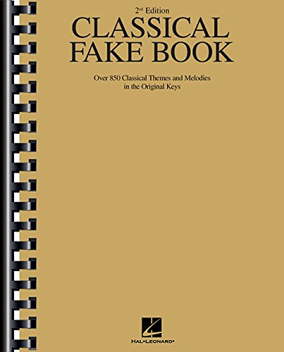 Classical Fake Book