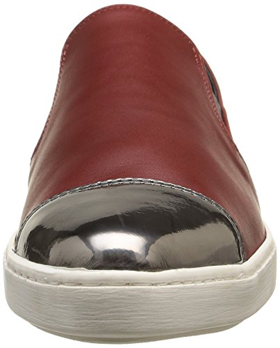 Femme Sneak120 Cubanas Wine Red Chaussons avcBxqf