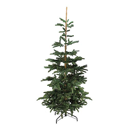 Northlight 7.5' Layered Noble Fir Artificial Christmas Tree - Unlit ()