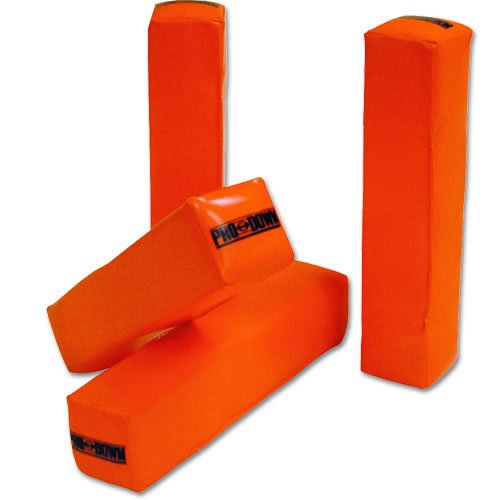 Pro Down Weighted Anchorless Pylon Set