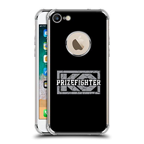 Official WWE Cement Crack Kevin Owens Silver Shockproof Fender Case for iPhone 7/iPhone 8