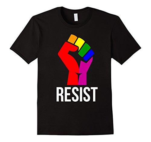 Resist Rainbow Flag National Pride product image