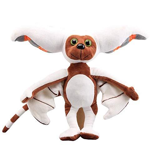 LevinArt Avatar Last Airbender Momo Plush Toy Soft Stuffed Animals Cattle and Bat Doll Children Toys]()