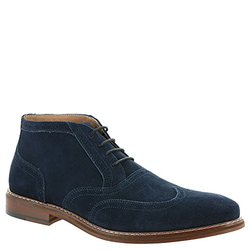 Stacy Adams Arley Men's Boot Navy Suede get authentic cheap store cheap sale sneakernews buy cheap big sale from china AEc5ugA