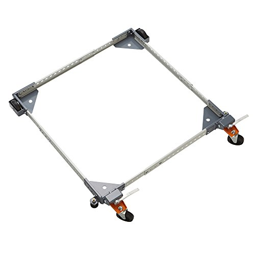 - Adjustable Universal Mobile Base Bora Portamate PM-1000. Move Your Heavy Tools and Equipment around Your Shop with Ease and Stability