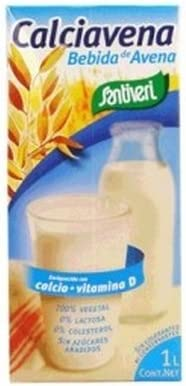 Bebida de Avena Calciavena 4 unidades de 1 litro de Santiveri ...