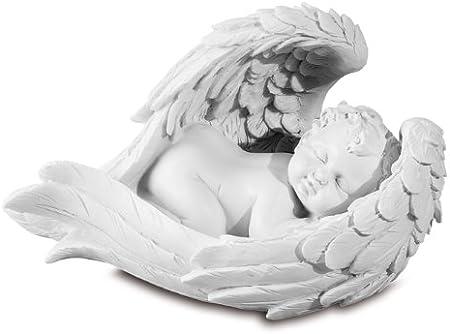 endormi, En ange ailes