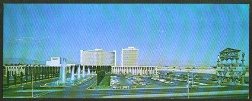 Caesar's Palace Casino Las Vegas NV jumbo postcard 1973