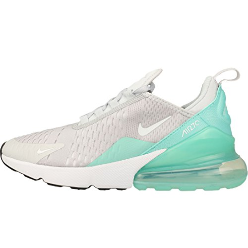 80% OFF Zapatillas Nike – Air Max 270 (GS) PlateadoBlancoVerde Talla: 36,5 nbyshop.top