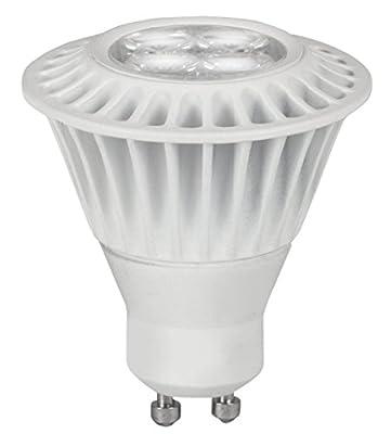(Case of 12) TCP LED7GU10MR1627KFL 7-Watt MR16 GU10 Base 2700K 40? Flood LED Light Bulb