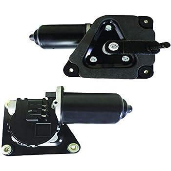 New Windshield Wiper Motor Fits Ford 1987-1996 F-150 F-250 F350 & Bronco E7TZ17508A