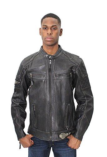 Harley Leather Jackets For Men - 8