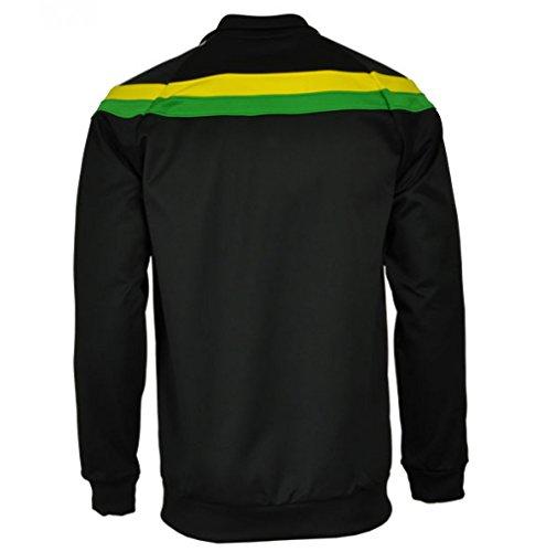 Taille Veste Adidas Clatant Sport De Jaune Petit Pour Homme Noir fFXSwX