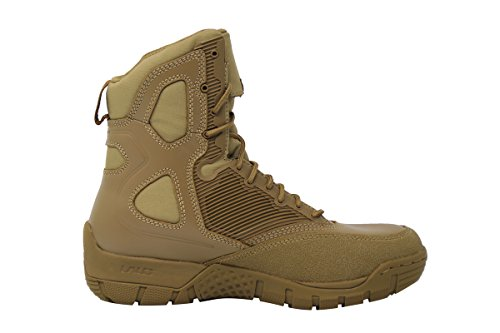 LALO Mens Shadow Intruder 8 Lightweight Tactical Boot Coyote JW3MshcU0y