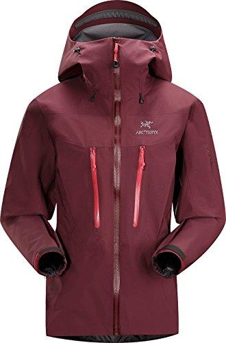 Arc'teryx Alpha SV Jacket - Women's Cherrywine X-Large