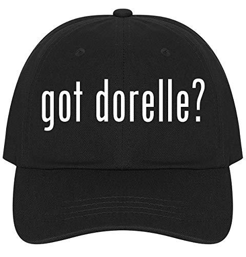 The Town Butler got Dorelle? - A Nice Comfortable Adjustable Dad Hat Cap, Black