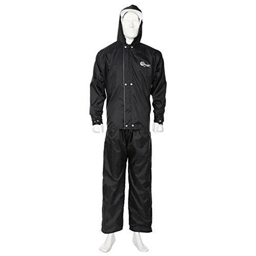 men/man Good Prices skilful manufacture Rainbow Basic Charm Solid Men's Raincoat (X-Large): Amazon ...
