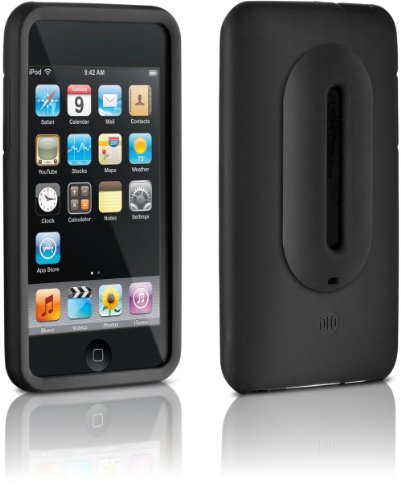 Philips DLA63059/10 iPod Touch 2nd Gen Silicone Case with Cordsaver