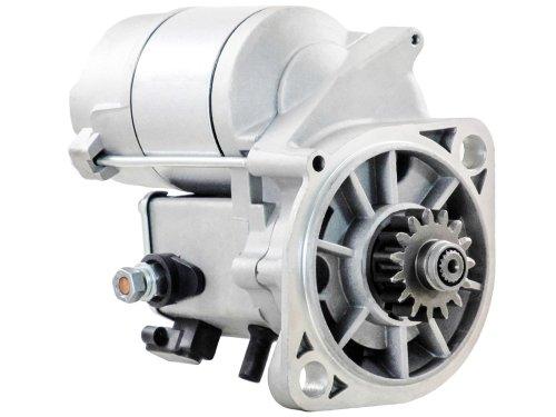 NEW STARTER MOTOR FITS JOHN DEERE TRACTORS 650 670 855 856 YANMAR ENGINE 3T72 (John Deere Tractor Starter Motor)