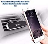 Riyo Air Vent Magnetic Car Mount, High tech Design, Cell Phone Holder for iPhone X/8/7 Plus/6S/6S Plus, Samsung Galaxy S8/S9 Plus/S7/S7, LG G7,Universal fits All Smartphones