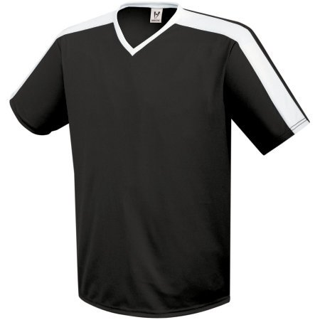 High Five Sportswear SHIRT メンズ B00HRGV0DG L|ブラック/ホワイト ブラック/ホワイト L