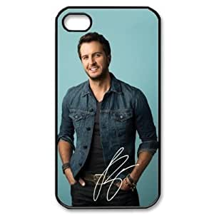 Hanifa Dirar Hadad's Shop Discount 9521717M28246954 Simple Personalized Phone Case, Luke Bryan Durable Back Cover Case for iPhone 4/4s