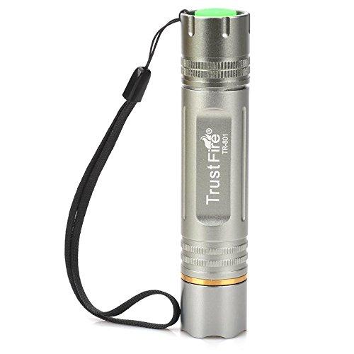TrustFire TR-801 LED Flashlight Cree XR-E Q5 High Brightness Torch