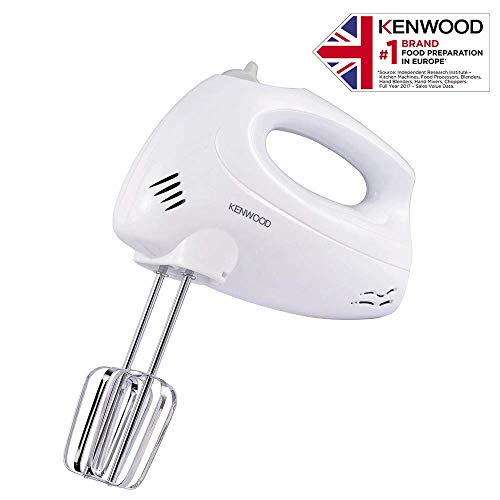 Kenwood Hand Mixer 250W, White, HM330