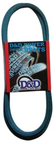 4LK D/&D PowerDrive 7543009 MTD Or Cub Cadet Kevlar Replacement Belt 1 -Band Rubber 68 Length OffRoad Belts 68 Length