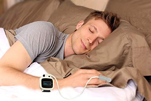 FDA Cleared Wrist Watch Pulse Oximeter...