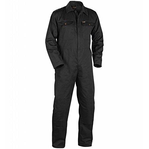 Blaklader 615110009900C56 Overall, Size 40/32, Black