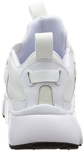 NIKE Mens Pocketknife DM Running Shoe White / White-white-black Zf0U2ysPW