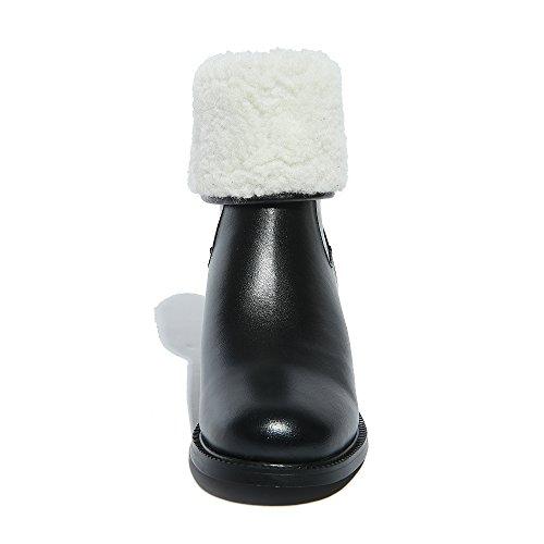 Nine SevenMid Calf Boot - Botas mujer negro