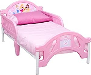 Disney Princess Pretty Pink Toddler Bed
