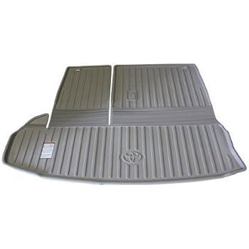 2014 Toyota Highlander Cargo Liner Tray (Gray) Pt924-48140-10