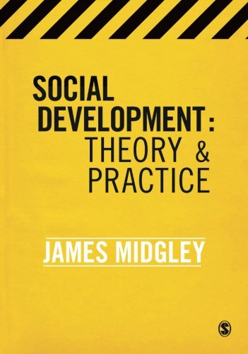 Social Development: Theory and Practice (Development Social Change compare prices)