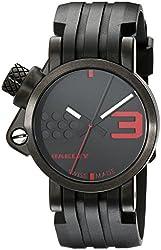 Oakley Men's 10-033 Unobtainium Strap Edition Watch
