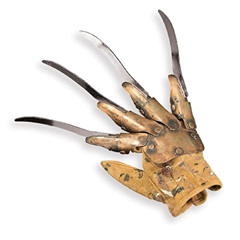 Freddy Supreme Metal Glove - Freddy Krueger Metallo Guanto