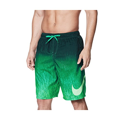 Nike Logo Breaker 9in Volley Short Male Clear Emerald - Clear Logo Men
