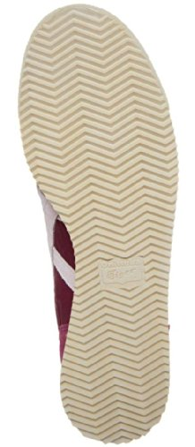 Onitsuka Tiger Corsair Burgundy Beige Vintage Suede Uomo Sneaker Scarpe Stivali New