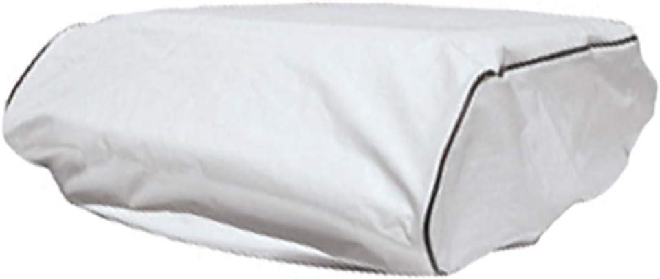 ADCO 3017 White Size 17 RV Air Conditioner Cover