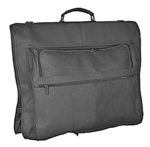 David King & Co. 48 Inch Garment Bag, Black, One Size by David King & Co