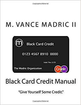 Black Card Credit: