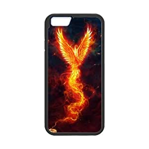"""AKERCY Monster Demon Phoenix Phone Case For iPhone 6 Plus (5.5"""") [Pattern-5]"""