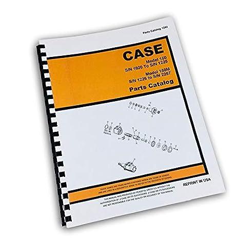 Wiring Diagram Database: Case Skid Steer Parts Diagram