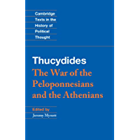 Thucydides (Cambridge Texts in the History of Political Thought) (English Edition)