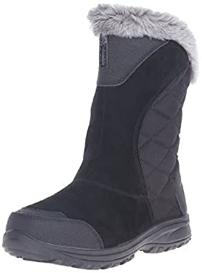 Amazon.com | Columbia Women's Ice Maiden II Slip Winter