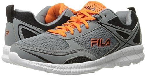 Fila-Mens-Speedway-Running-Shoe-MonumentBlackVibrant-Orange-85-M-US