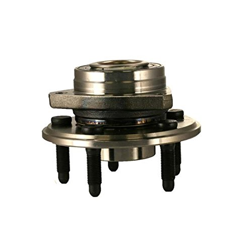 Chevrolet Camaro Rear Wheel (Detroit Axle - New Complete Rear Driver or Passenger Wheel Hub & Bearing Assembly 2010-2016 Camaro SS)